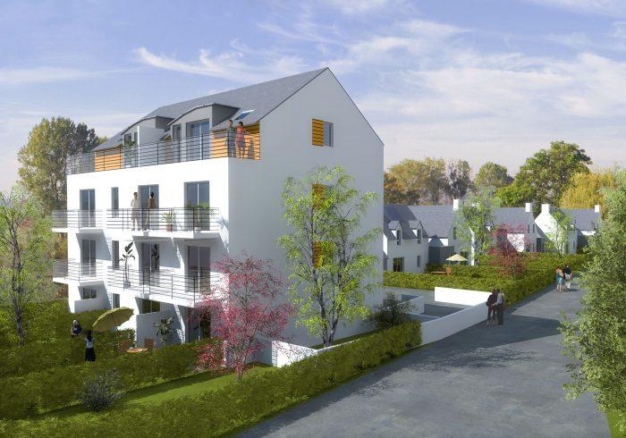 Programme immobilier neuf à Dinard (35800) - vue 2