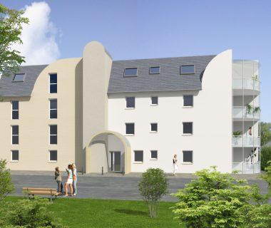 Programme immobilier neuf à Mélesse (35520)