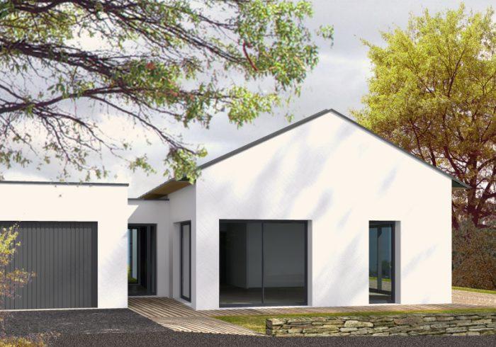 Maison neuve T5 à Bénodet (29950) - Vue 2