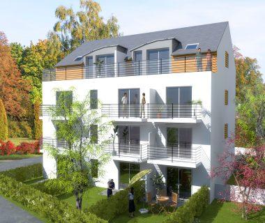 Programme immobilier neuf à Dinard (35800)