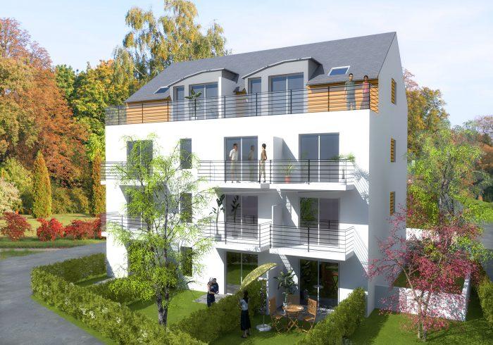 Programme immobilier neuf à Dinard (35800) - vue 1