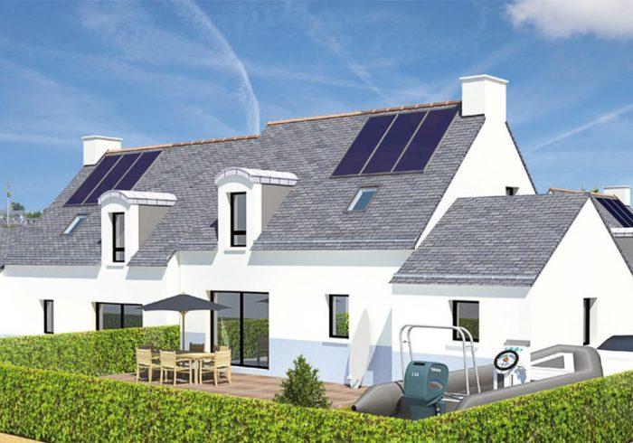 Programme immobilier neuf à La Forêt-Fouesnant (29940) - vue 1