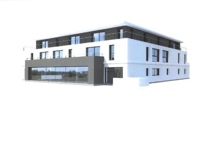 Appartement neuf T2 à ERGUE GABERIC (29500) - Vue 1