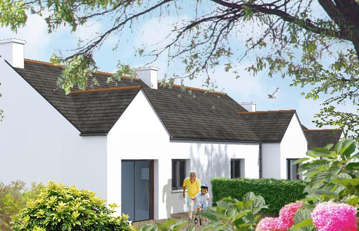 Programme immobilier neuf à pledran (22960) - vue 2