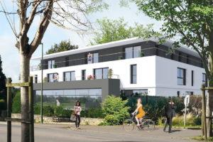 Programme immobilier neuf à ERGUE GABERIC (29500)