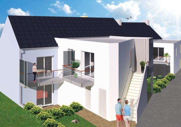 Programme immobilier neuf à gouesnou (29850) - vue 1