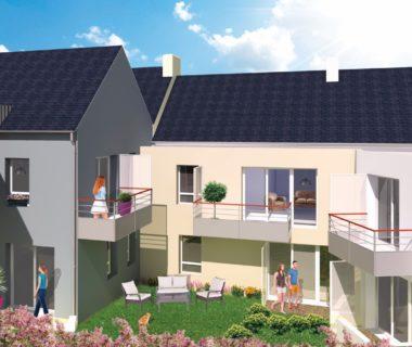 Programme immobilier neuf à gouesnou (29850)