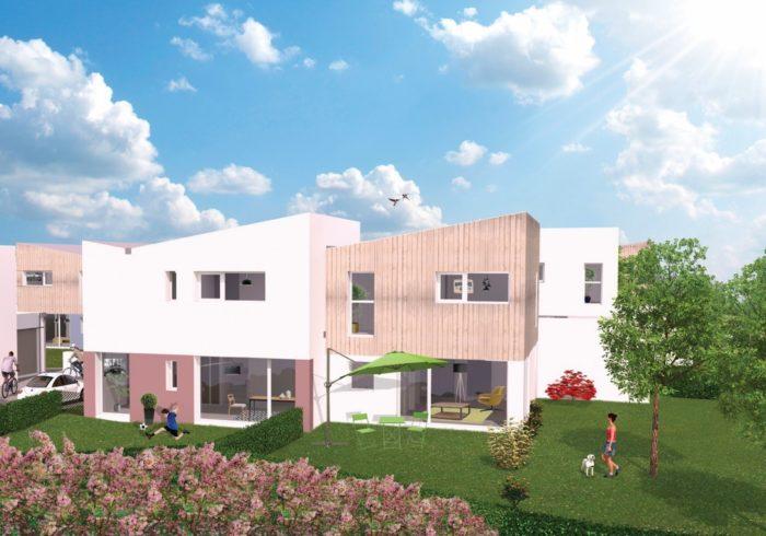 Maison neuve T4 à brest (29200) - Vue 2