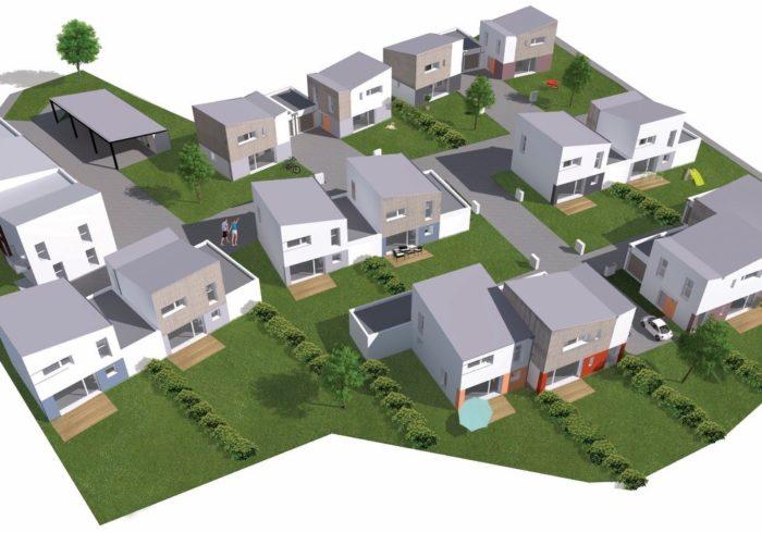 Maison neuve T4 à brest (29200) - Vue 3