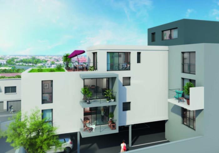 Appartement neuf T3 à nantes (44000) - Vue 2