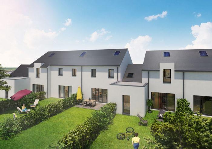 Programme immobilier neuf à Carquefou (44470) - vue 1