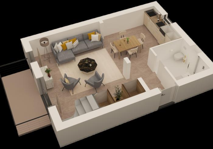 Programme immobilier neuf à elven (56250) - vue 5