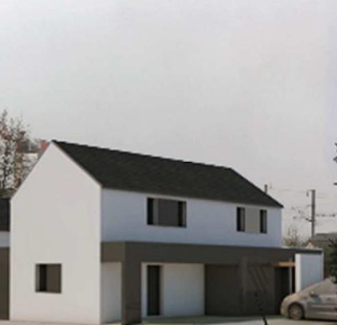 Maison neuve T5 à vannes (56000) - Vue 1