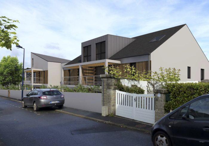Programme immobilier neuf à BENODET (-) - vue 1