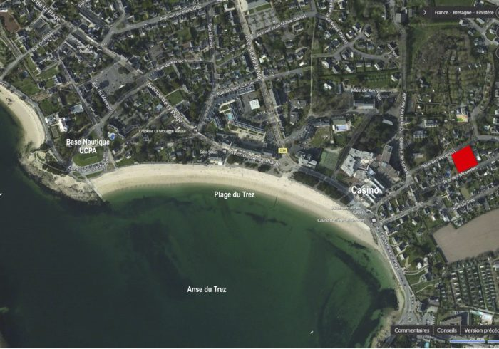 Programme immobilier neuf à BENODET (-) - vue 2