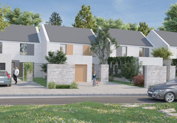 Maison neuve T5 à quiberon  (56170) - Vue 1