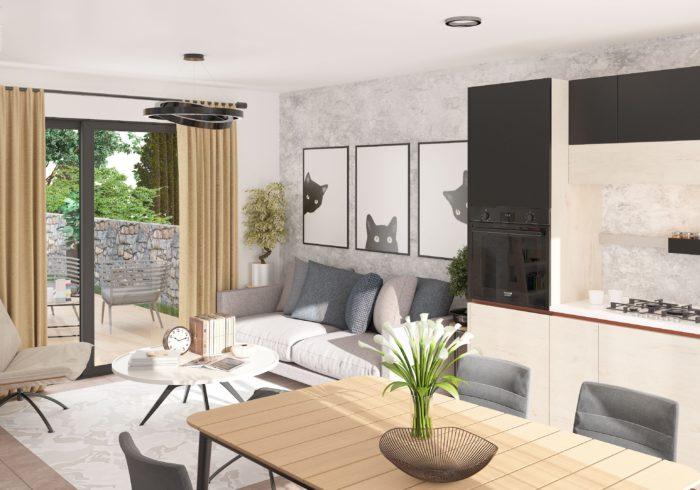 Maison neuve T5 à quiberon  (56170) - Vue 6
