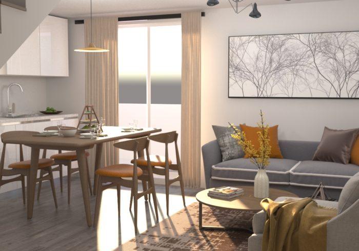 Appartement neuf T3 à bouaye () - Vue 4