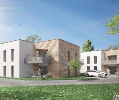 Programme immobilier neuf à SAINT MARC SUR MER (44600)
