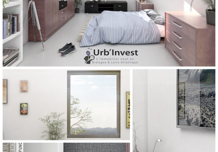 Appartement neuf T3 à SAINT MARC SUR MER (44600) - Vue 3