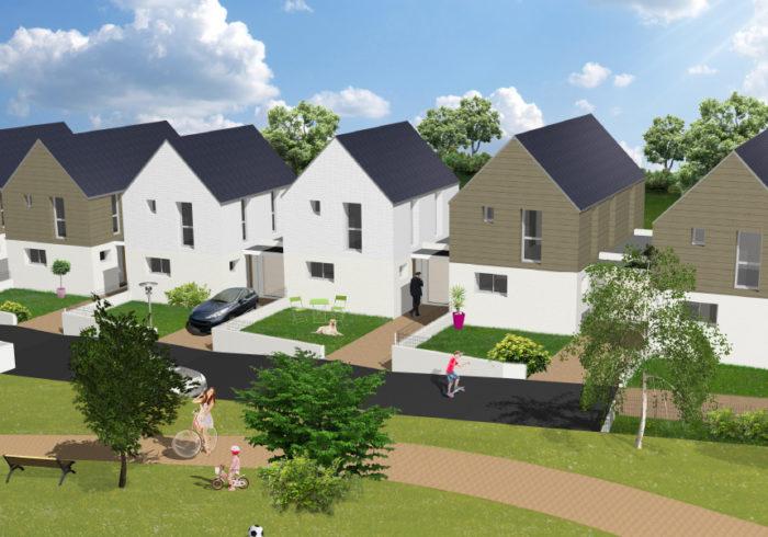 Programme immobilier neuf à PLUGUFFAN (29700) - vue 2