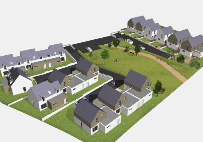 Maison neuve T4 à PLUGUFFAN (29700) - Vue 3