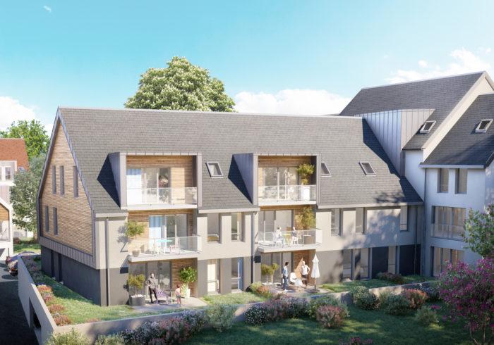 Programme immobilier neuf à etampes (91150) - vue 1