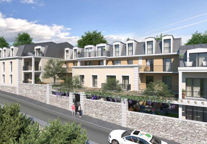 Programme immobilier neuf à savigny sur orge (91600)