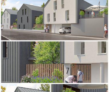 Programme immobilier neuf à HAUTE-GOULAINE (44115)