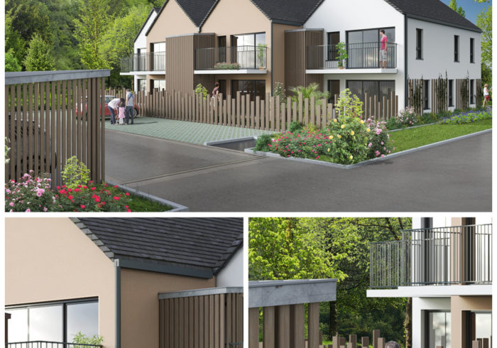 Programme immobilier neuf à orgères (35230) - vue 1